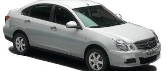 Недостатки Nissan Almera 2014 года