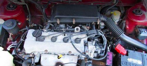 Какой двигатель на Ниссан Альмера