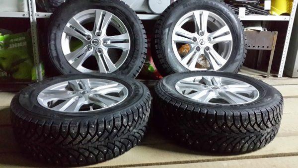 Зимние шины на Ниссан: по каким параметрам выбирать колеса