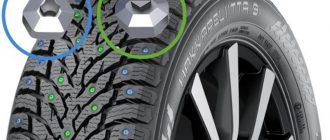 По каким параметрам выбирать шипованные колеса на автомобиль